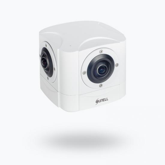 8K 720° Panoramic IP Camera